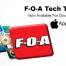 FOA Tech Tools App image