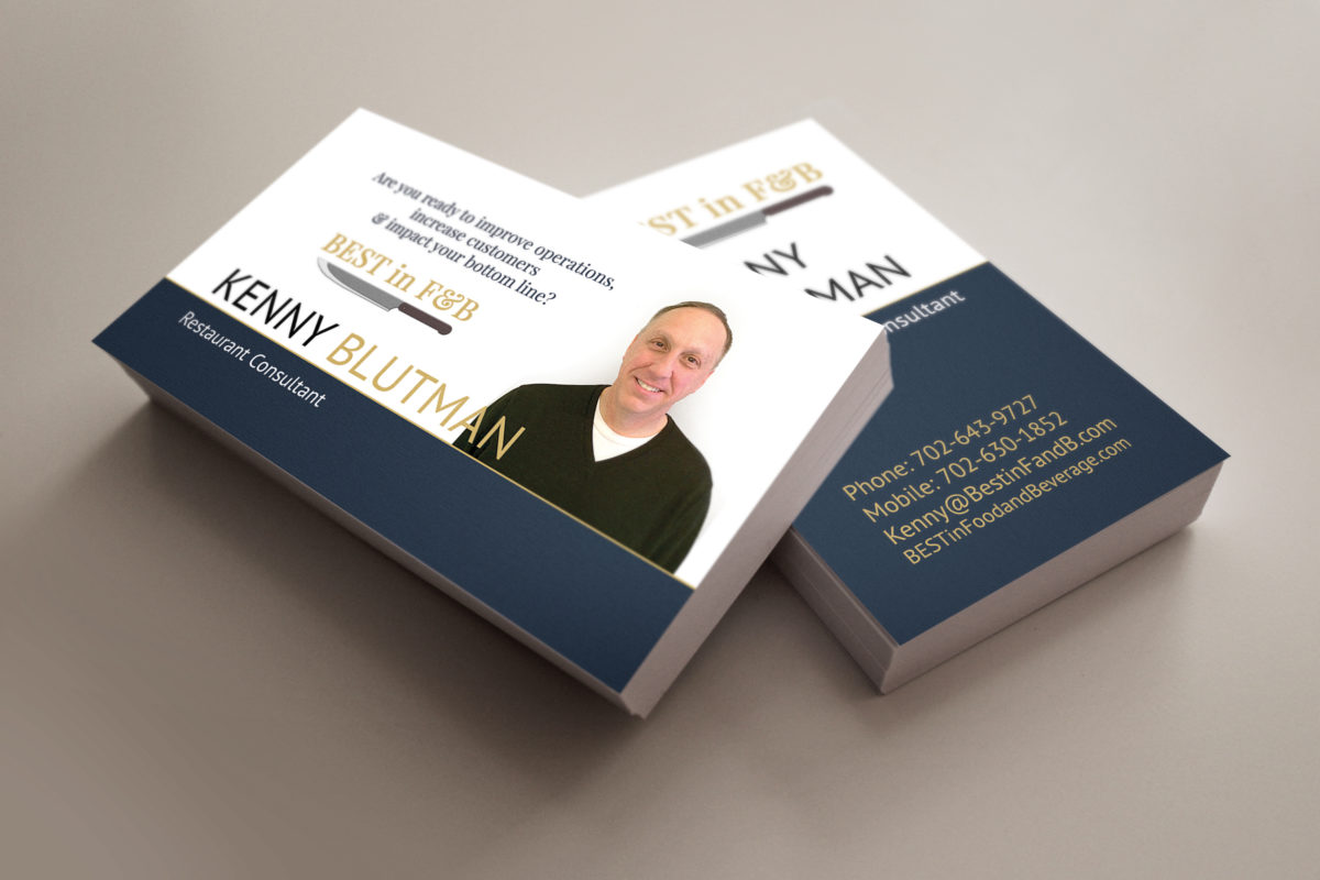 Custom Designed Business Cards – Tracy Technologies