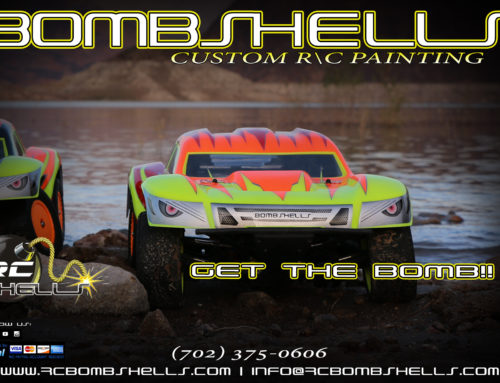 Marketing Flyers – RC Bombshells Custom RC Painting