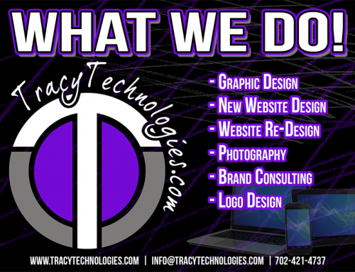 What does Tracy Technologies Do?