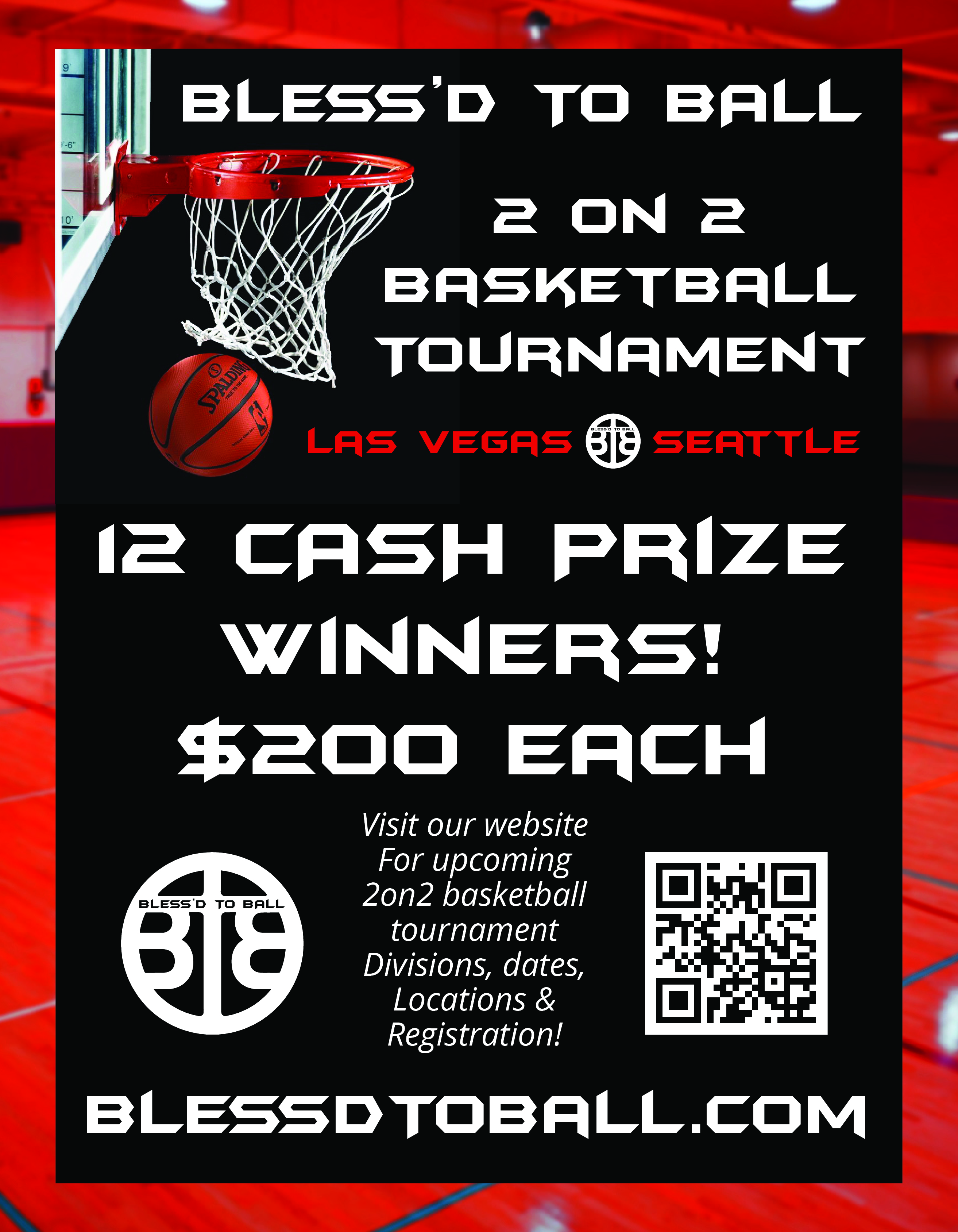 flyer design for bless d to ball basketball tournament tracy