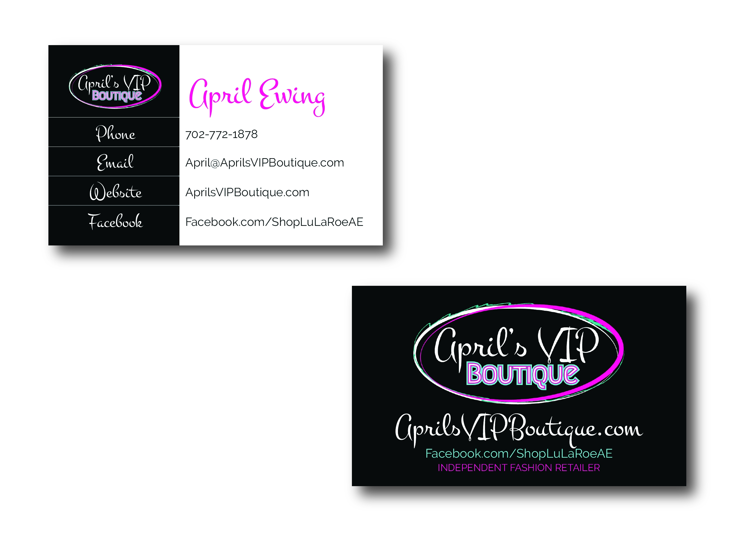 Graphic design custom business card design by tracy technologies view larger image reheart