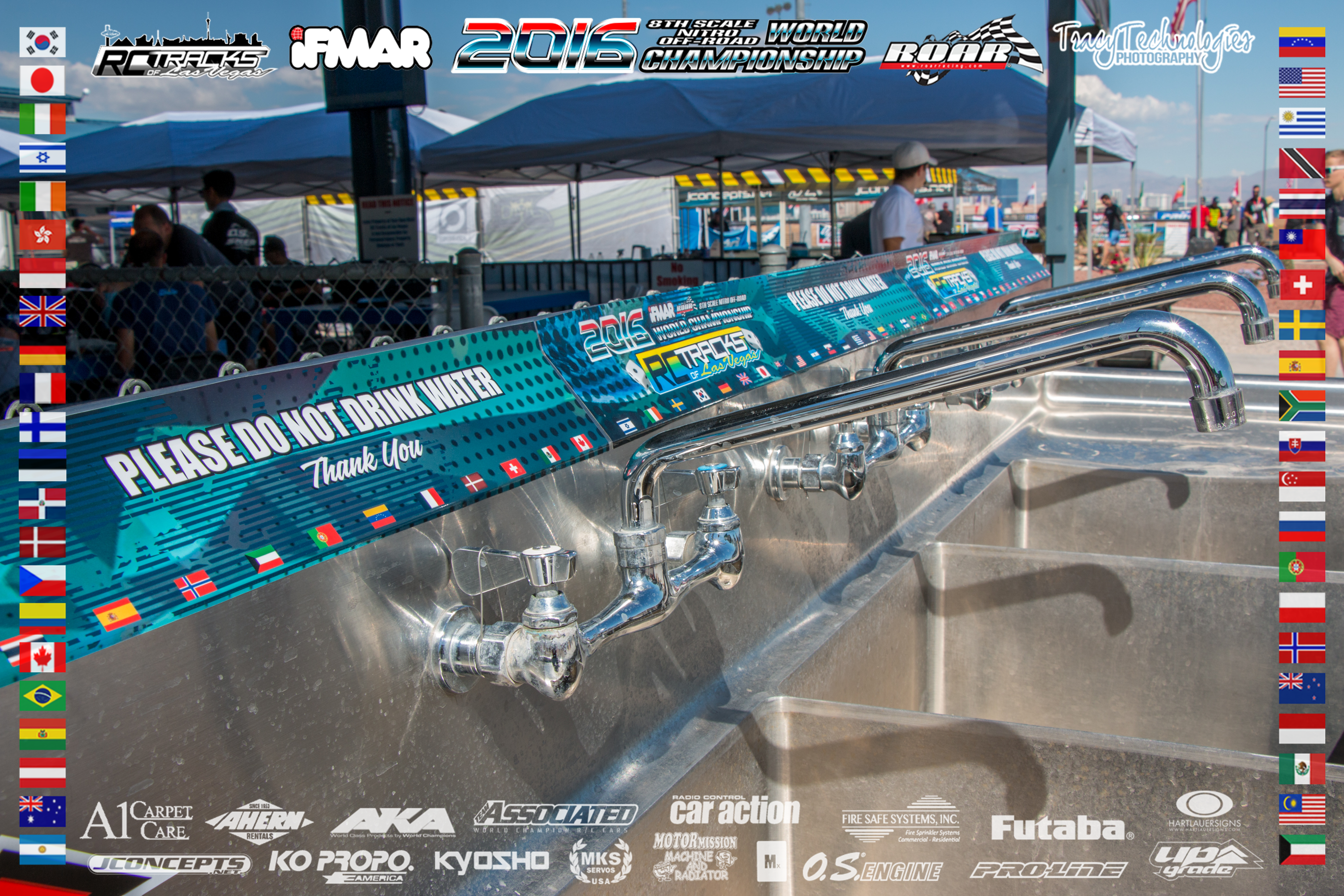 Event Photography 2016 Ifmar Roar Racing 8th Scale Nitro
