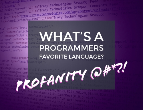 What's A Programmers Favorite Language?