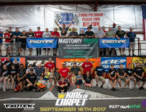 Event Photography: 2nd Annual King of Carpet Off-Road RC Race Pics